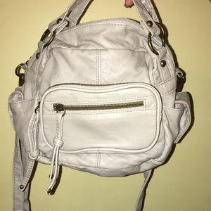 claire's faux leather crossbody mini purse